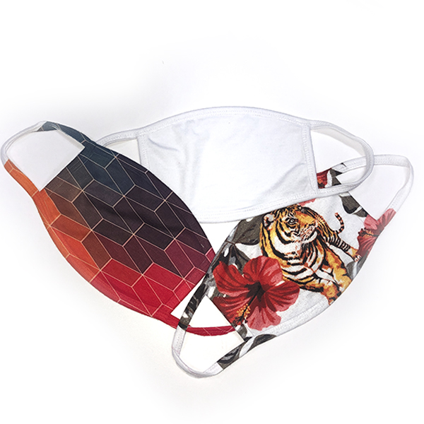 Sublimation Mask